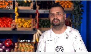 Murat Tokmak Kimdir, MasterChef Türkiye Murat Tokmak Kimdir, MasterChef Murat Tokmak