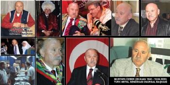 Mustafa Özbek, Mustafa Özbek Kimdir, Mustafa Özbek Nereli, Mustafa Özbek Kaç Yaşında, Mustafa Özbek Ne Zaman Öldü