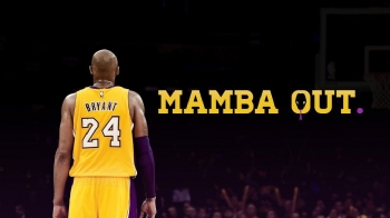 Mamba Out, Kobe Bryant