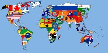 Ülke Bayrakları Listesi