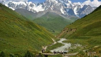 Kafkas Dağları