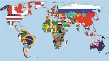 Ülkeler listesi, Ülke Nüfusları, Ülke Para Birimleri