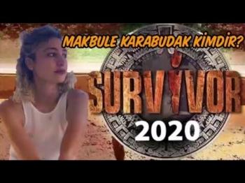 Makbule Karabudak, Makbule Karabudak Kimdir, Survivor 2020 Makbule Karabudak, Makbule Karabudak Nereli, Makbule Karabudak Kaç Yaşında, Survivor Makbule Karabudak