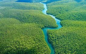Dünyanın En Uzun Nehirleri, 1000 km'den Daha Uzun olan Nehir Listesi